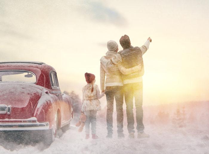 winter winner road trip