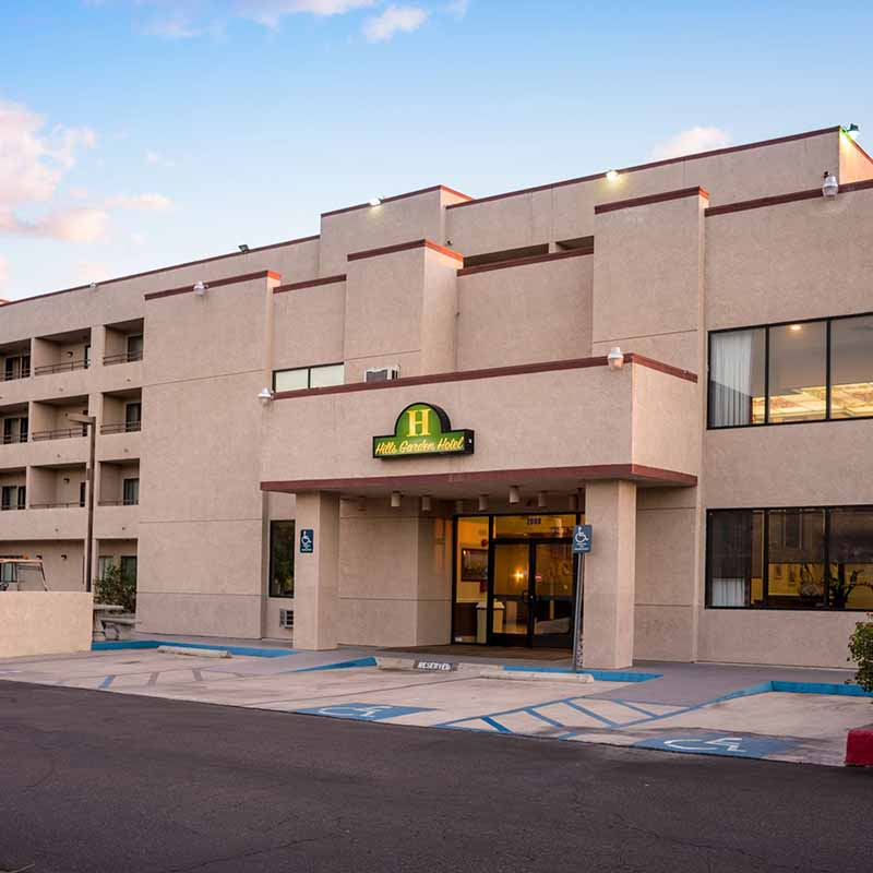 hills garden hotel magnuson hotels