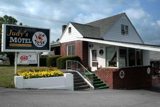 Judys Motel Bedford Pa