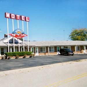 Sunset Motel Lake Bluff Magnuson Hotels